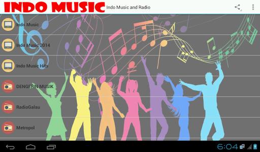Indo Music And Radio