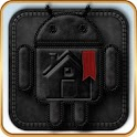 Galaxy S3 Note2 Preto Android icon