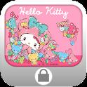 Hello Kitty Friend Screen Lock icon