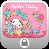 Hello Kitty Friend Screen Lock