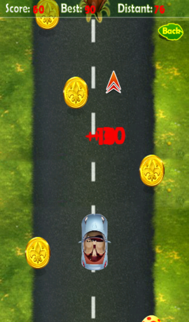 Fast Cars : Racing Game- screenshot