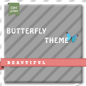 GO butterfly theme icon