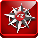 VZ Navigator for Droid 3 logo