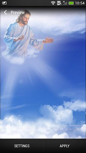 God Live Wallpaper 6.1 screenshots 4