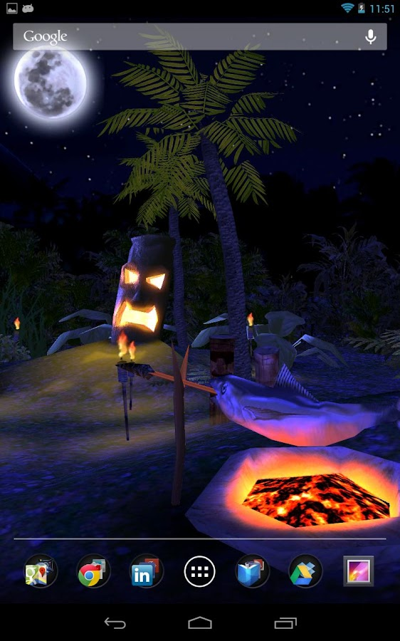 Island Nights - screenshot