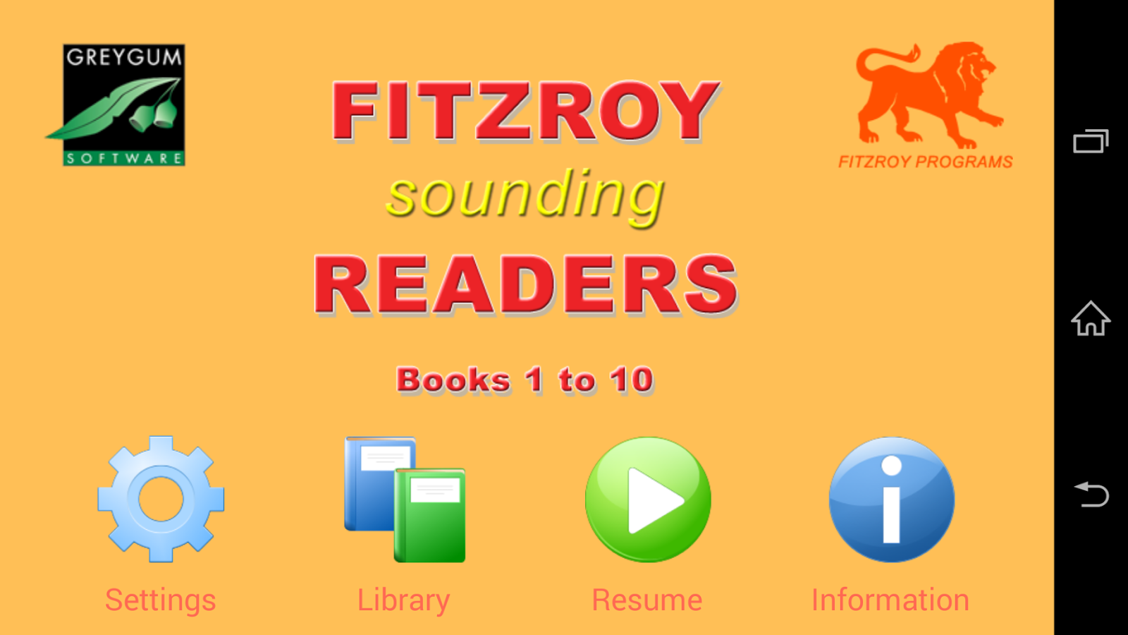 Fitzroy 1-10- screenshot