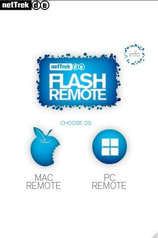 Flash Remote- screenshot