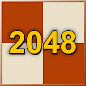 The 2048 Sliding Tile Puzzle