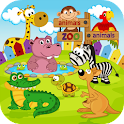 Zoo Animal Games icon