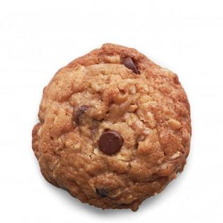 Chocolate-Toffee-Oatmeal Drop Cookies