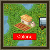 Exploration Colony Strategy