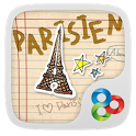 Parisien - GO Launcher Theme icon