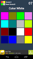 Screenshot of Which Color - Guess The Colors