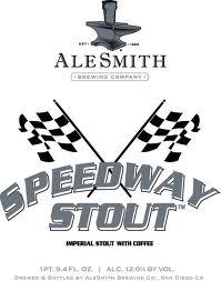 Logo of AleSmith Speedway Stout