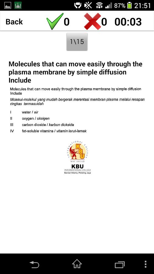 SPM Biology Guru-App 1.0 - Android Apps on Google Play