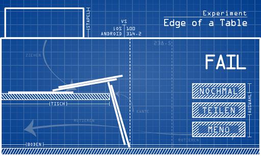 Experiment - Edge of a Table 1.0.3 screenshots 6