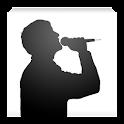 歌うたいのリスト (カラオケサポートアプリ) icon