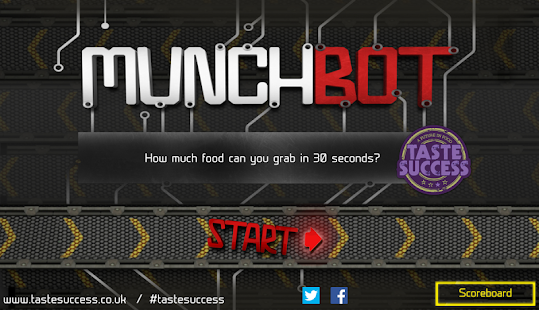MunchBot- screenshot thumbnail