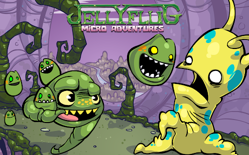 Jellyflug Micro Adventures- screenshot thumbnail