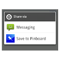Save to Pinboard logo