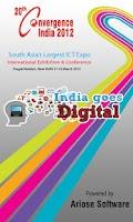 Screenshot of Convergence India 2012