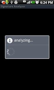 玩商業App|Signature Analyzer免費|APP試玩