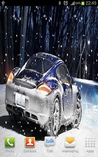 Snow Car - screenshot thumbnail