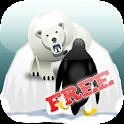 Penguin 3D Arctic Runner FREE icon