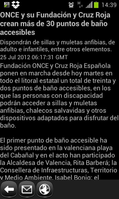 Discapnet noticias- screenshot