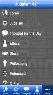 Judaism 4 U - screenshot thumbnail