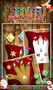 Santa Nail Salon - Kids Game v1.0.8