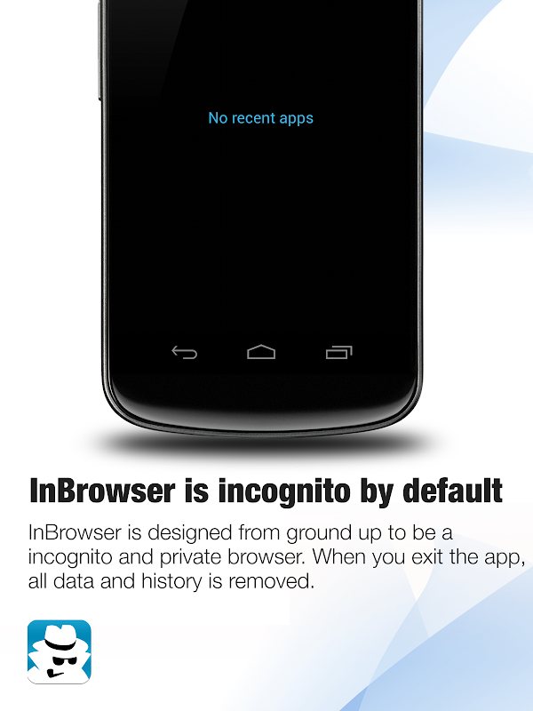 InBrowser - Incognito Browsing screenshots