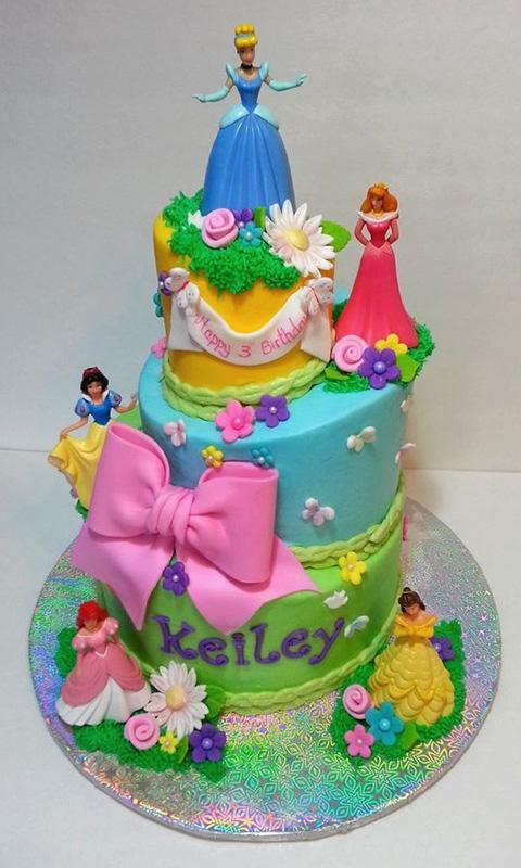 Disney Cake Designs : Cake Ideas in Disney Style - Android Apps on Google Play