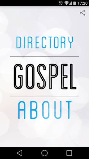 THE CORE OF THE GOSPEL