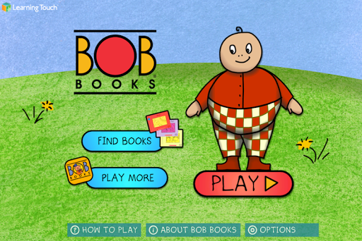 【免費教育App】Bob Books Reading Magic #1-APP點子
