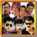 Telugu Punch & Comedy Dialogs icon