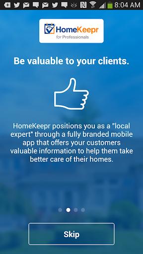 HomeKeepr Pro