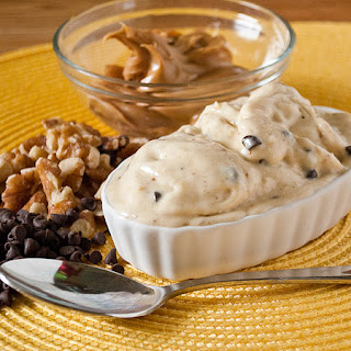 Crazy Chunky Monkey Ice Cream.