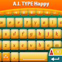 A.I. Type Happy א icon