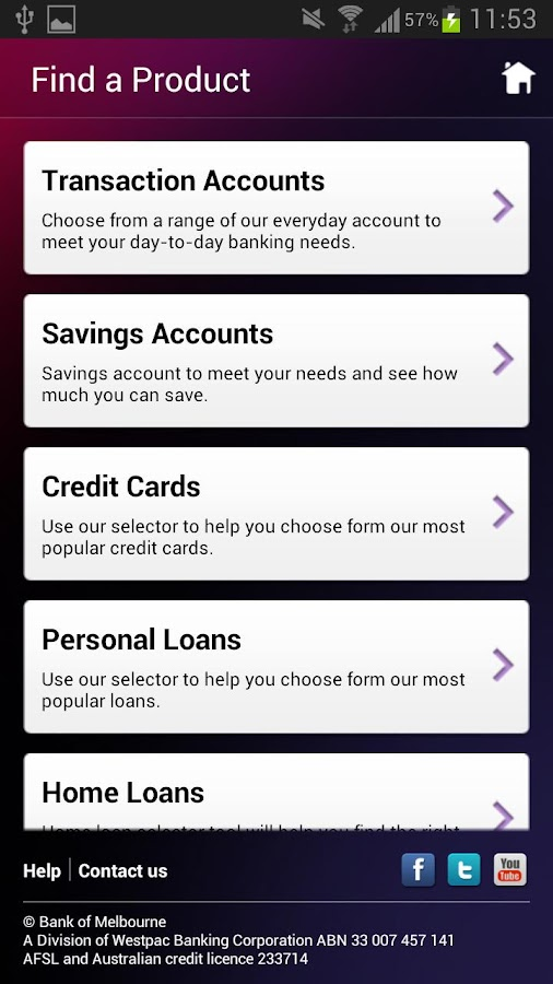 Bank Of Melbourne Banking App Android Apps On Google Play
