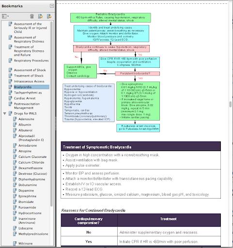 【免費醫療App】PALS Provider Manual-APP點子