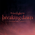 Breaking Dawn Official Clock logo