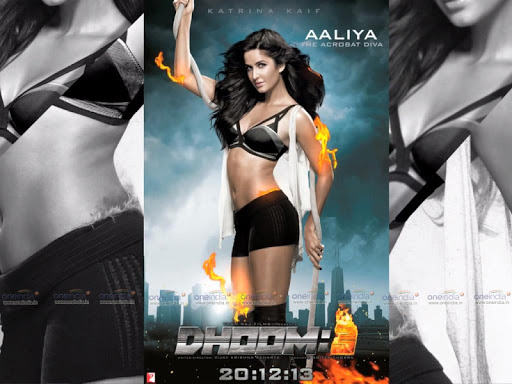 Dhoom 3 HD Wallpapers