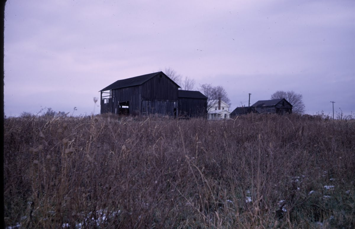 Upstate New York - Life House Barn '68