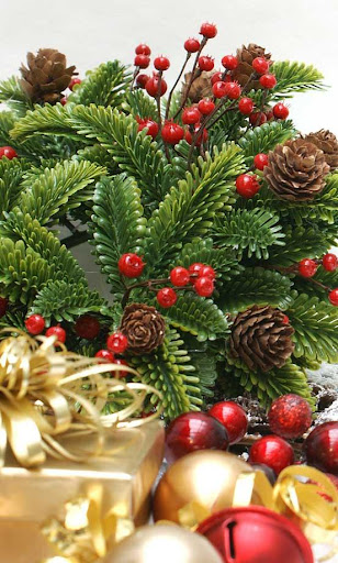 Christmas Wishes 2014 LWP