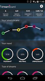 Dreamboard, track your dreams Screenshot 2