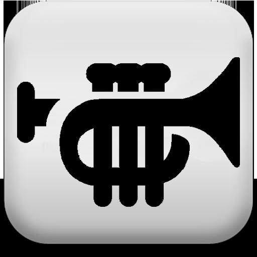 Trumpet blow LOGO-APP點子