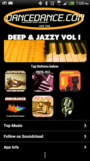 Deep Jazzy House Music Vol I