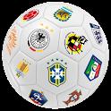 Brazil 2014 icon