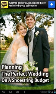 Planning The Perfect Wedding - screenshot thumbnail
